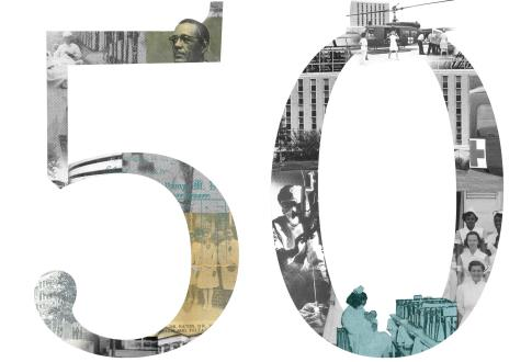 50th Collage Image